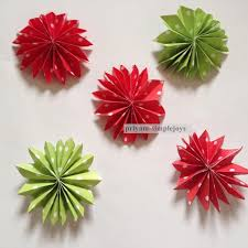 Easy Paper Flower Simplejoys Easy Paper Flower