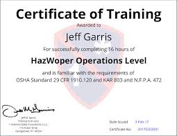 Certificate Of Training Completion Template Certificates Of Training Completion Templates Simplecert