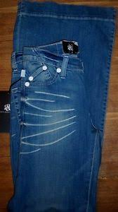 Rock And Republic Jeans Size Chart Details About Jeans Low Flare Stretch Amoeba Ace Rock Republic Misses Size 0 New