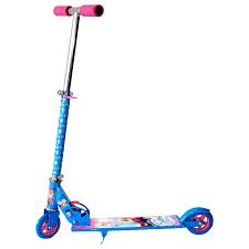 Disney Frozen Sister <b>Forever 2 Wheel</b> Scooter - Kukus Toys