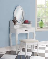 Chair White Vanity Table With Lights Vanity Furniture Women S