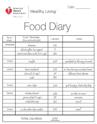 Template Daily Meal Planner Sample Chart Death To Printable