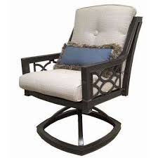outdoors rocking chairs. Richmond Hill Swivel Aluminum Outdoor Rocking Dining Chair Outdoors Chairs T