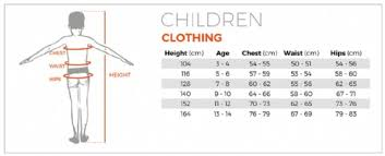 Stanno Size Guide