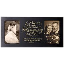 personalized 60th anniversary gifts picture frame custom 60 year wedding anniversary gift housewarming ideas for pas