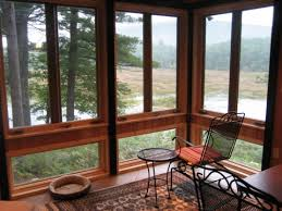 convert deck into screened in porch or