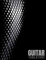 Chord Chart Paper Guitar Tablature Standard Tuning Chord Chart And Blank