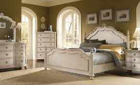 distressed white bedroom furniture. Nice White Distressed Bedroom Furniture On Provenance Panel Set In Ivory H