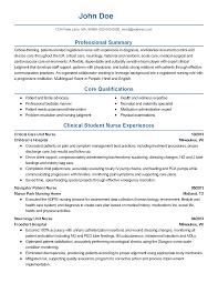 neuro nurse resume