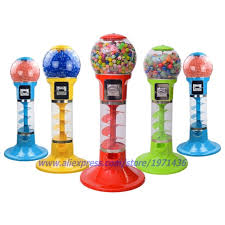 Toys For Vending Machines Mesmerizing Mini Coin Operated Games Gumball Capsule Toy Spiral Vending Machine