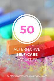 50 Alternative Self Care Activities With Heather Laura Clarke