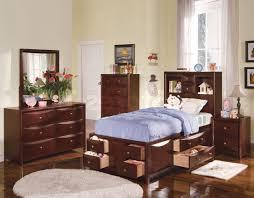 orange bedroom furniture. Bedroom Kids Furniture Sets For Girls Orange Accent Triple Trundle Bunk Bed Dark Brown Wooden In S