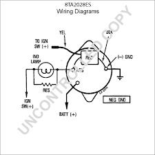 8ta2028es alternator product details prestolite leece neville 8ta2028es wiring diagram