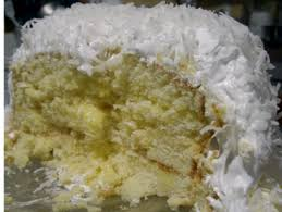 Real Southern Style Coconut Cake Dishing Boston Food Blog