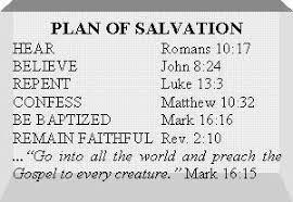 Plan Of Salvation Plan Of Salvation Bible Scriptures Son