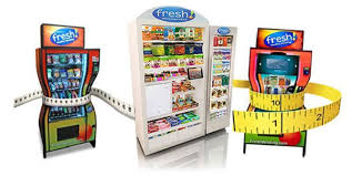 Healthy Food Vending Machines Franchise Mesmerizing Fresh Healthy Vending FranchiseOpportunities