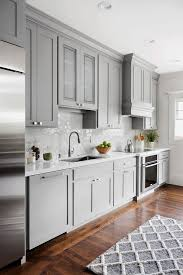 kitchen grey cabinets decoration inspiration shaker style kitchens