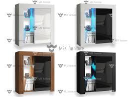 modern cabinet furniture. Modern Cabinet [104] 1Door + LED Light Furniture