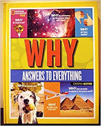 answers to everything amazon in national geographic kids crispin boyer books