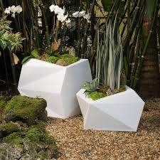 crescent garden planters. Crescent Garden Planters R