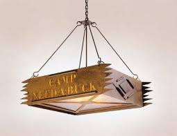 camp personalized chandelier camp need a buck example 24 h x 27 x 20 w