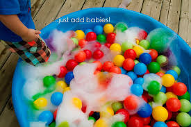 ball pits for toddlers. the ball pits for toddlers
