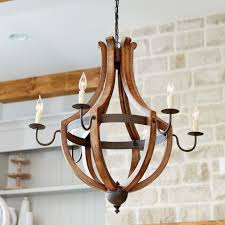 stunning tuscany light chandelier and living rooms picture for wooden wine barrel stave styles dispensers concept