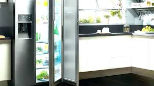 glass door fridge for home frosted glass refrigerator luxury refrigerator with glass door for homes refrigerators
