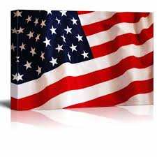 flying american flag patriotic concept wall decor ation favorite canvas art on patriotic canvas wall art with flying american flag patriotic concept wall decor ation canvas art
