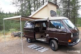 1985 vine volkswagen t3 westfalia spokane wa