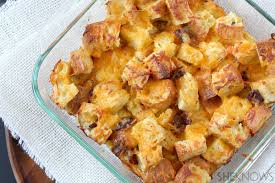 Bacon And Cheese Bread Pudding Sheknows