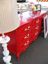 Best 25 Red painted furniture ideas on Pinterest