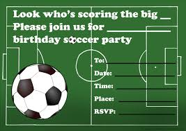 Soccer Party Invitations 005 Template Ideas Football Party Invitations Templates Free Soccer