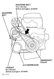 Honda civic engine mount diagram honda serpentine belt routing and timing diagrams full size