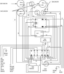 single phase motor wiring diagram run capacitor images motor wiring diagram nilza on 2 hp century capacitor