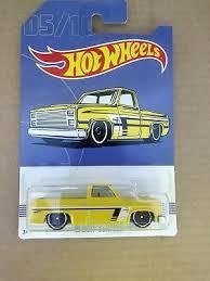 HOT WHEELS AMERICAN Pickup Trucks Series '83 Chevy Silverado 2019 ...