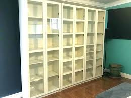 ikea bookshelves with glass doors billy bookcase with glass doors bookcase doors 3 bookcases with glass