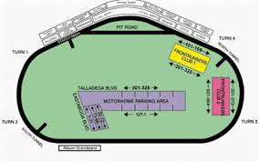Talladega Seating Chart Best Seats At Talladega Speedway Images Hot Trending Now