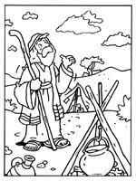 Bijbelse Kleurplaten Voor Peuters Brekelmansadviesgroep