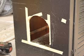 Wooden Litter Box Cabinets Making Furniture To Hide Those Litter Boxes Laura Makes