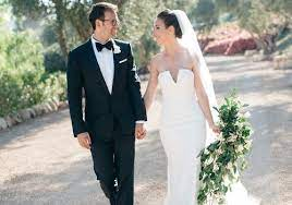 a stunning garden wedding in santa barbara