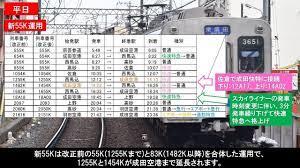 京成 運用 情報