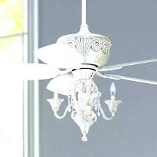 antique white chandelier fan with ceiling canada