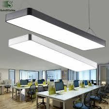 office pendant light. Modern Office Minimalism Led Pendant Light Dining Room Lamp Round Corner Hanging Lustre .