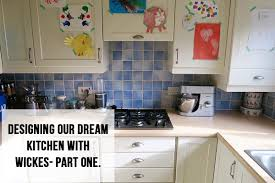 Wickes Kitchen Furniture Designing Our Dream Kitchen With Wickes Part 1 Youtube