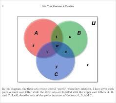 Venn Diagram Sets Worksheet Download Triple Diagram Worksheet Format Sets And Venn Worksheets Of