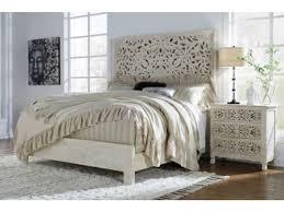 california king bed. Ashley Bantori 4 Piece California King Bed Set B805-258-256-294-
