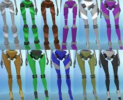 Plumbots From The Sims 3 By Esmeralda - Sims 4 Sims