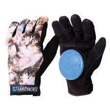 Landyachtz Cats Slide Gloves