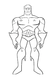 Flash Gordon Coloring Pages Flash Coloring Pages Free Ideas Justice